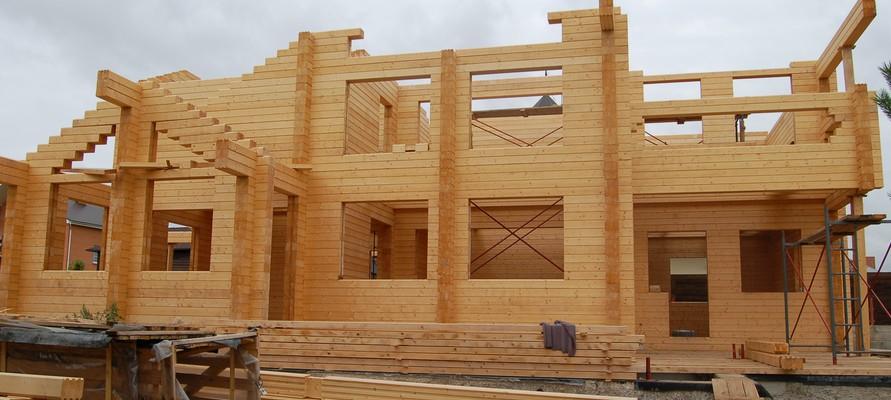 Проекты дом из клееного бруса своими руками 31