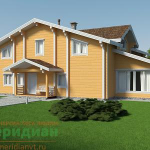 проект дома аврора