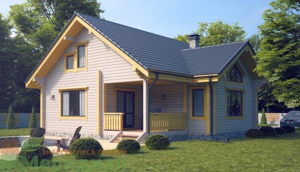строительство дома из клееного бруса в екатеринбурге
